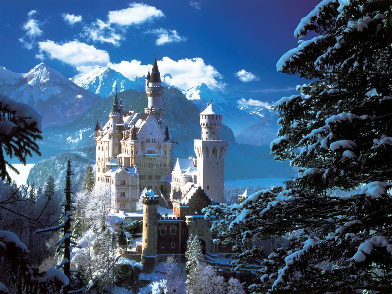 Нойшванштайн. История замка баварского короля Людвига II