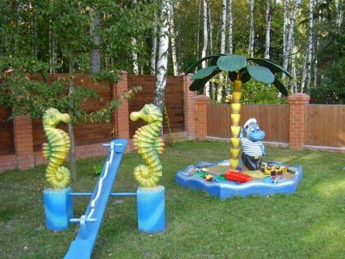 Чем украсить детскую площадку в детском саду: 21 тыс. - Pinterest