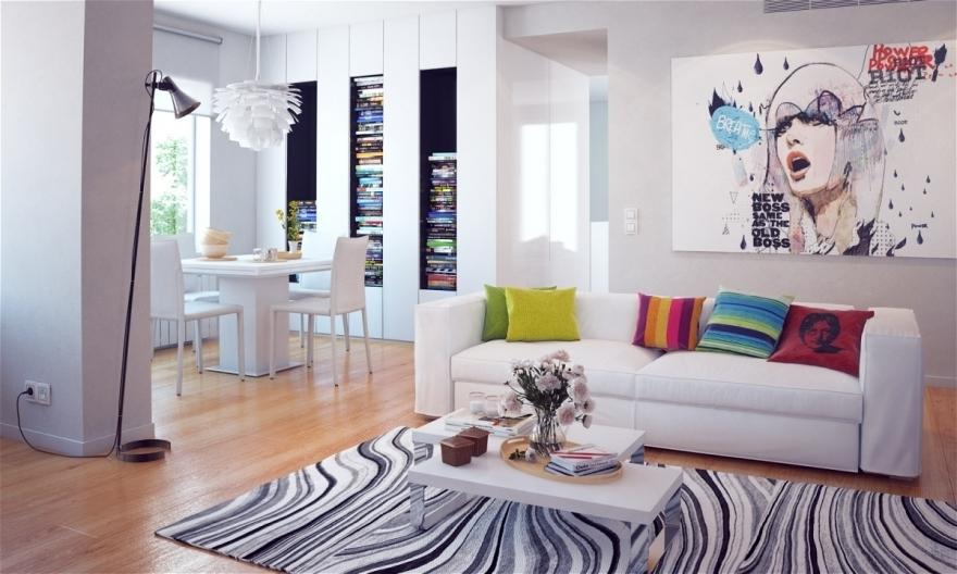 87Советы дизайн квартиры