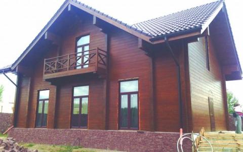 Строительство блочного дома от фундамента до крыши